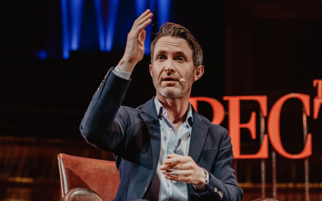 Full video of Douglas Murray and Lionel Shriver at Spectator Live
