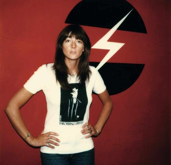 A FILM ADAPTATION OF COSEY FANNI TUTTI'S AUTOBIOGRAPHY IS ON THE WAY