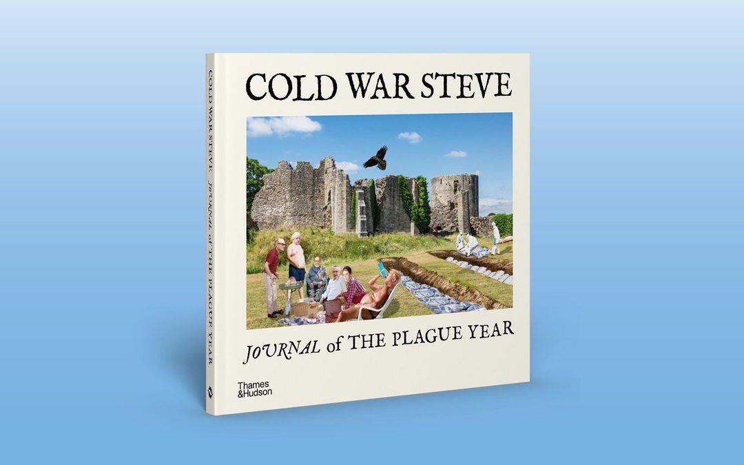New Cold War Steve Book Announced: Journal Of The Plague Year